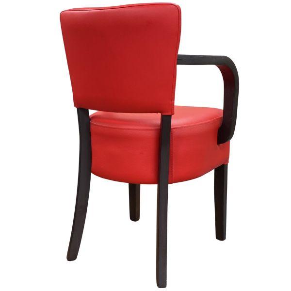 Memphis Standard Ply Arm Carver Chair