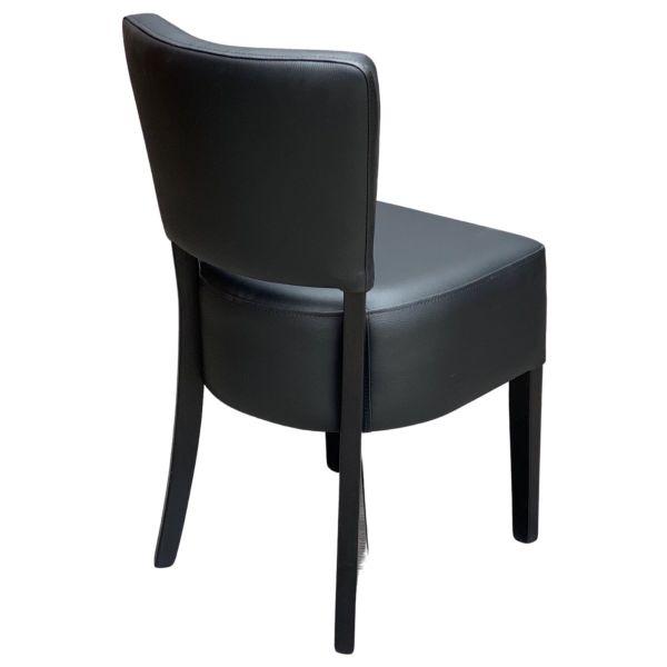Memphis Standard Side Chair (Vena Black)