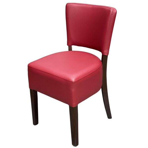 Memphis Standard Side Chair (Vena Wine)