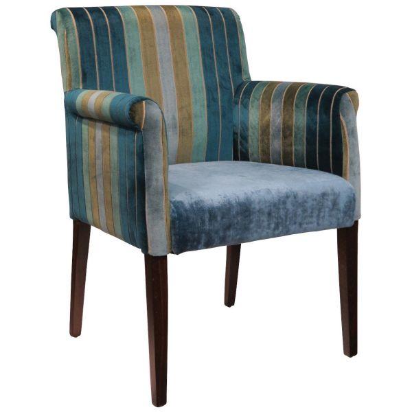 Milan Scroll Carver Chair