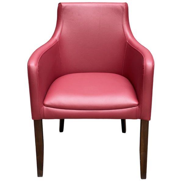 Nina Carver Chair (Vena Wine)