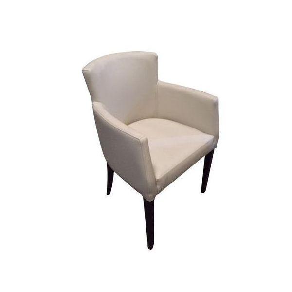 Omega Carver Chair (Vena Ivory)