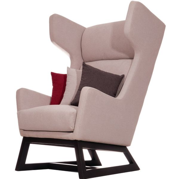 Square Wing Lounge Chair