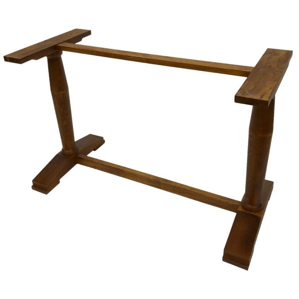 Contemporary Refectory Dining Height Table Base