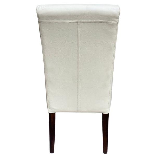 Valencia Side Chair (Vena Ivory)
