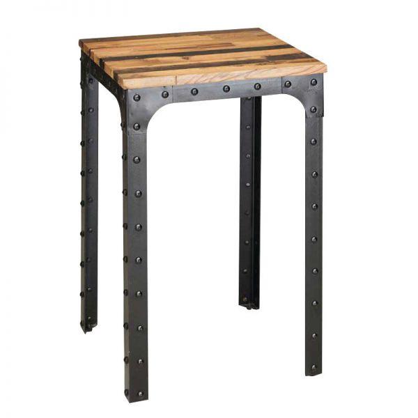 Rivet Poseur Table