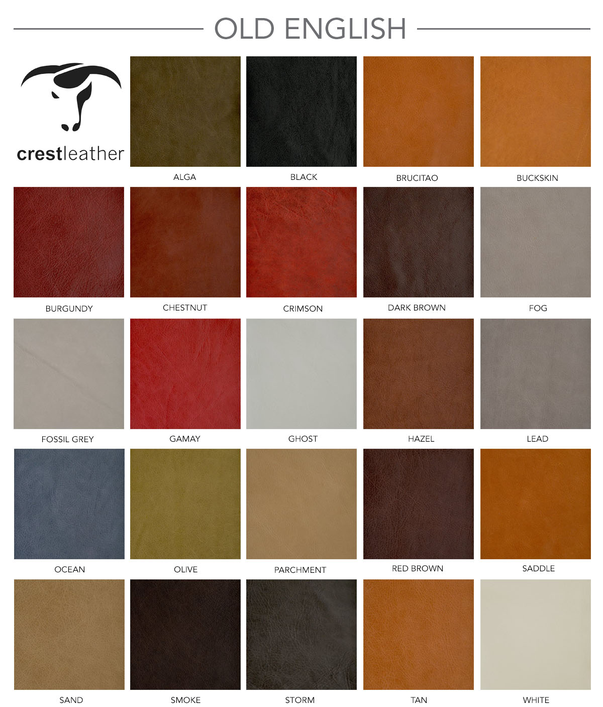 Contract Furniture Group Leather