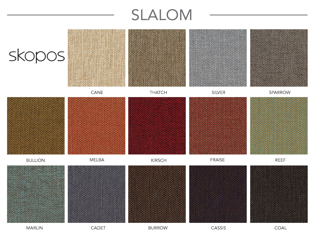 Contract Furniture Group Traditional Pattern Fabric Slalom